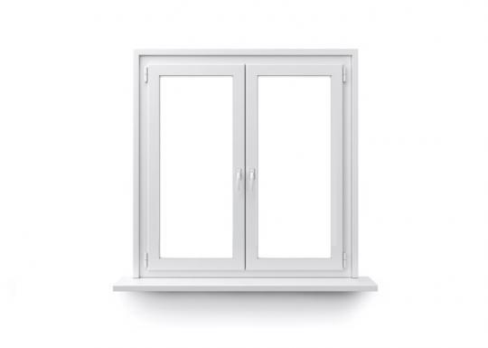 Dreh-Kipp-Fenster mit Dekor